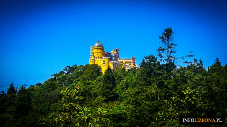 Jeden z najbardziej charakterystycznych pałaców w Sintrze - Pałac Pena, który góruje nad Sintrą. Zobacz zachwycające zdjęcia oraz dowiedz się więcej o historii pałacu, cenach biletów lub o tym, jak dojechać do Palacio de Pena w Sintrze. Zapraszamy: http://infolizbona.pl/sintra-palac-pena-przewodnik-informacje-praktyczne/
