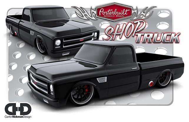 Porterbuilt Shop Truck