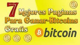 ⚙ Las MEJORES páginas para GANAR BITCOIN GRATIS, faucets PROBADAS Y FIABLES que pagan con Bitcoin💰  👉 http://marketing-content.net/derrotalacrisis/landing/bitcoin/ 👈  #bitcoin #bitcoins #faucets #criptomonedas