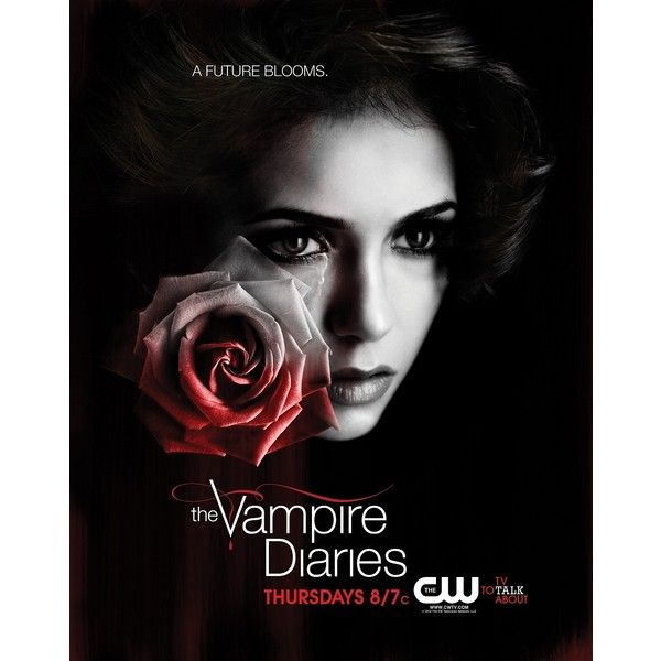 Nina Dobrev | Vampire-Diaries.net | A Fansite for the Vampire Diaries ❤ liked on Polyvore featuring nina dobrev and tvd