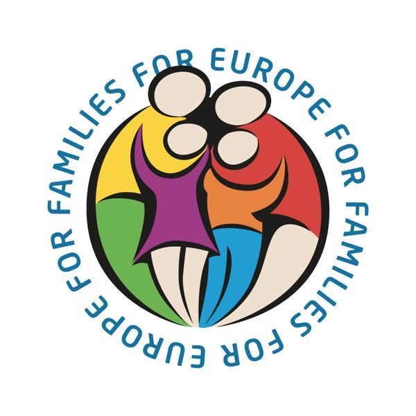 FAMILIES FOR EUROPE › logo + website by Tamas Walter, via Behance