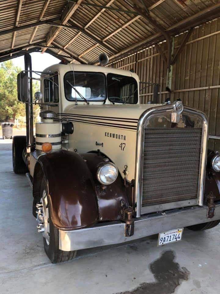 Pin By Huppeldoos On Kenworth Vintage Old School Classic Semi Trucking Cummis Turbo Diesel Trucks Big Trucks Kenworth Trucks