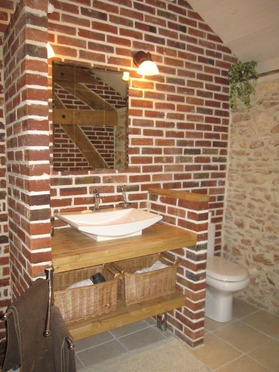 Les 78 meilleures images propos de salle de bain sur pinterest coiffeuses - Douche italienne bleue ...