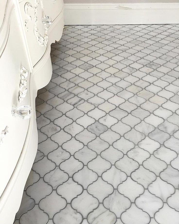 186 best Arabesque Lantern Mosaic Tile images on Pinterest Carrara