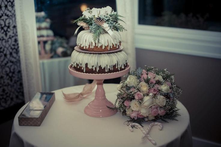 Nothing Bundt Cakes Wedding