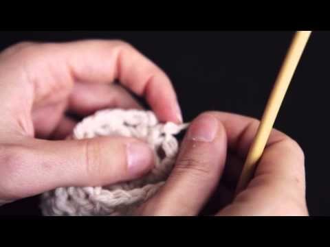Crochet Basics: DIY coffee snuggy & diy plant hanger - YouTube