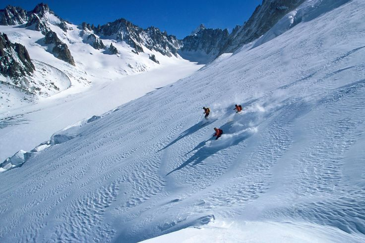 The Alps boast some of the top adventure skiing spots in the world, from scrappy under-the-radar locales to couloir-etched slopes with international appeal.