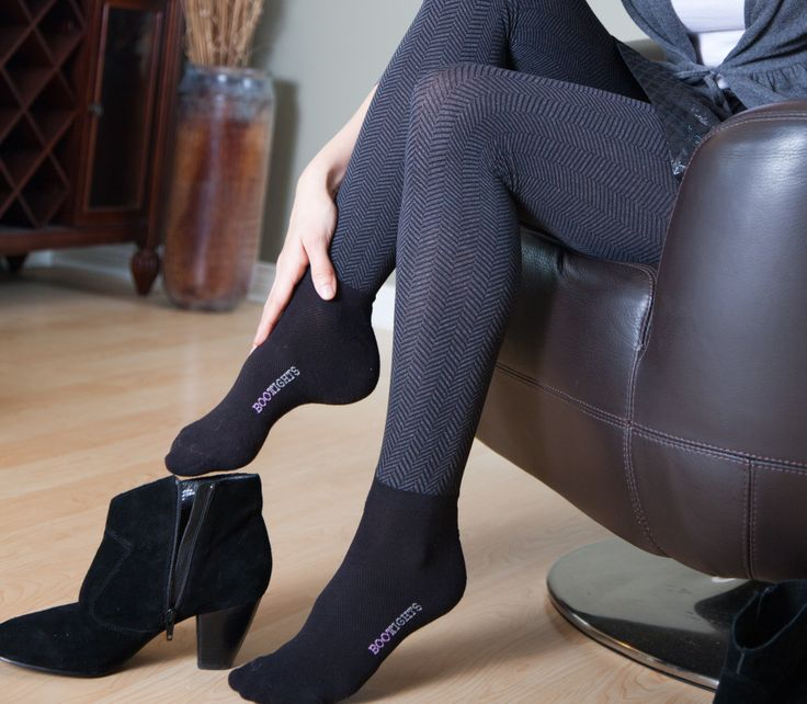 Bootights! Comfy ankle socks attached to cute tights. My ...