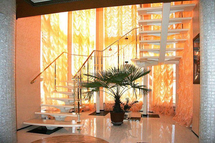 Лестничное ограждение из латуни Grande forge - «Mercury Forge» #stairs #decor # home #grandeforge #paris #mercuryforge #лестницы #ограждения #париж #москва #дом #интерьер