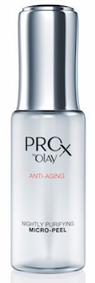 Olay ProX Nightly Purifying Micro-Peel (review)