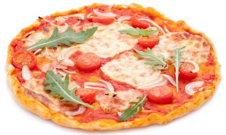 Белковая пицца без глютена