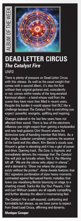 The Music Brisbane - 15.8