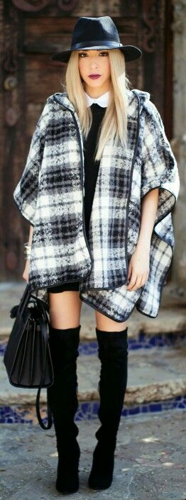 The Plaid Cape / Haute and Rebellious