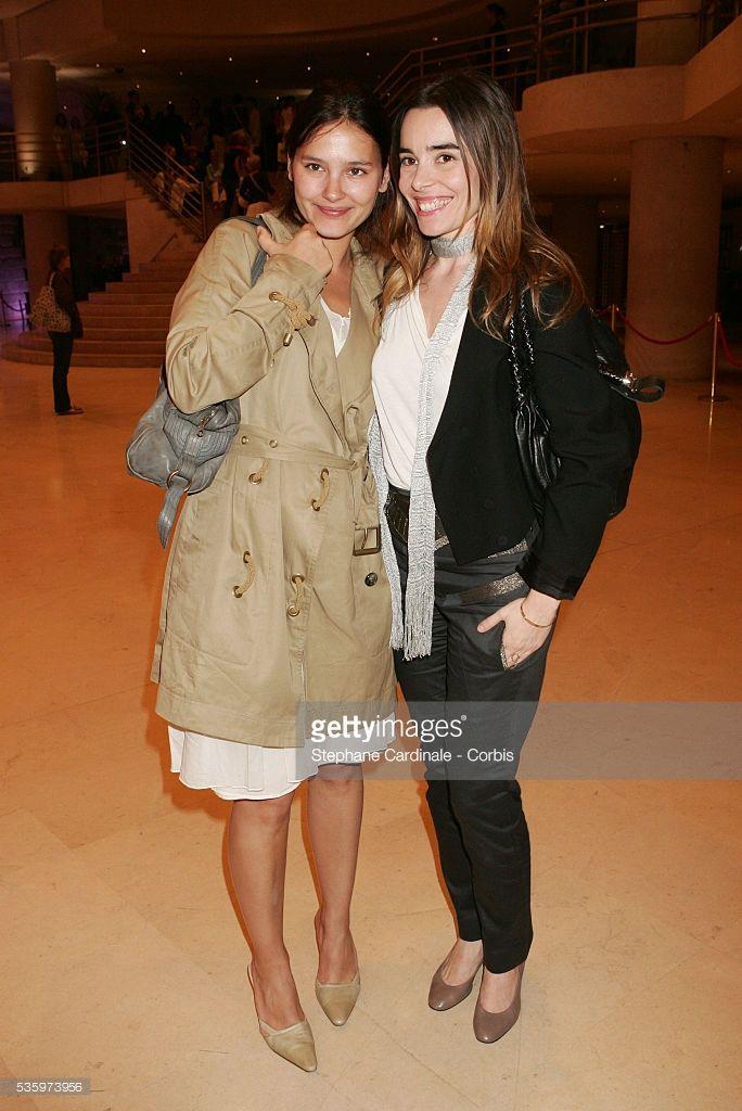 Photo d'actualité : Virginie Ledoyen and Elodie Bouchez at the...