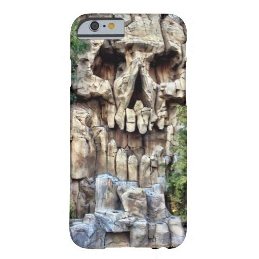 Scary skull barely there iPhone 6 case
