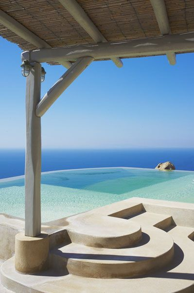 Villa The Eagles Nest, Mykonos, Villas in Greece, self catering villas in Greece, holiday accommodation and villas in Greece, Pretty Greek Villas