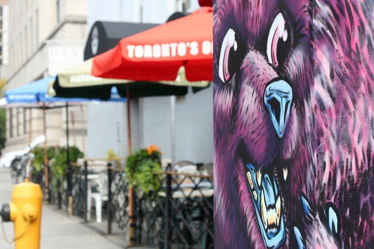 Bear. #streetart #art #graffiti