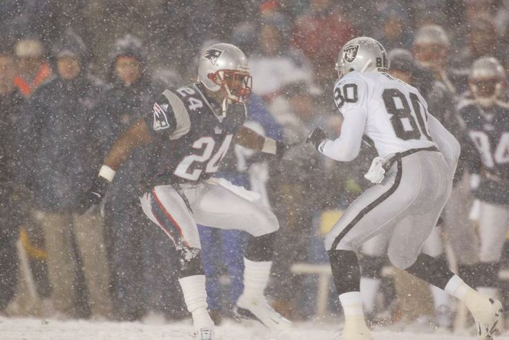 Ty Law vs. Oakland Raiders in 2001 Playoffs