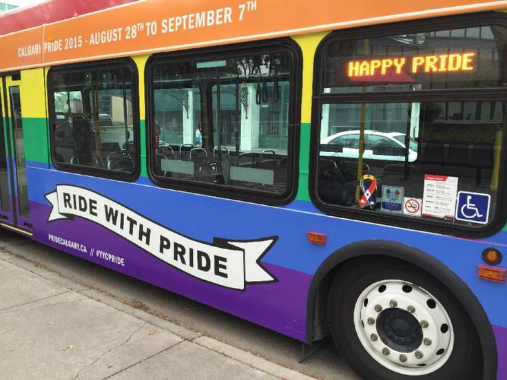 A Calgary Transit bus will be featured for the first time in the Calgary Pride Parade next month. It is not homophobic to believe that Calgary Transit didn't need a Pride bus.