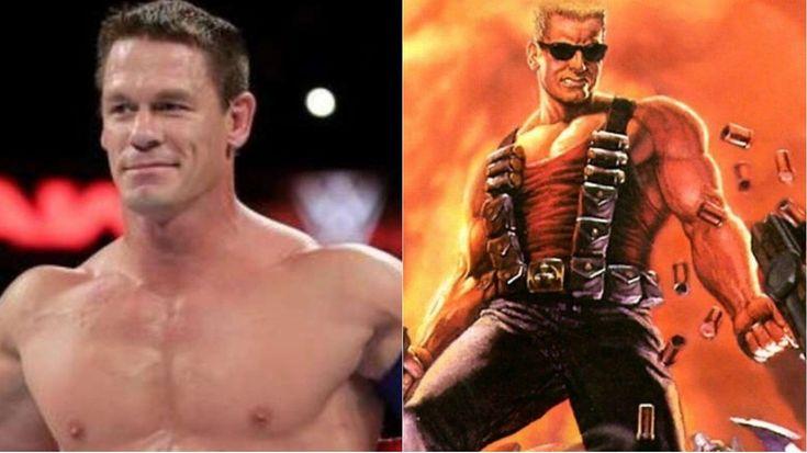 John Cena Reportedly In Talks To Star In Duke Nukem Film