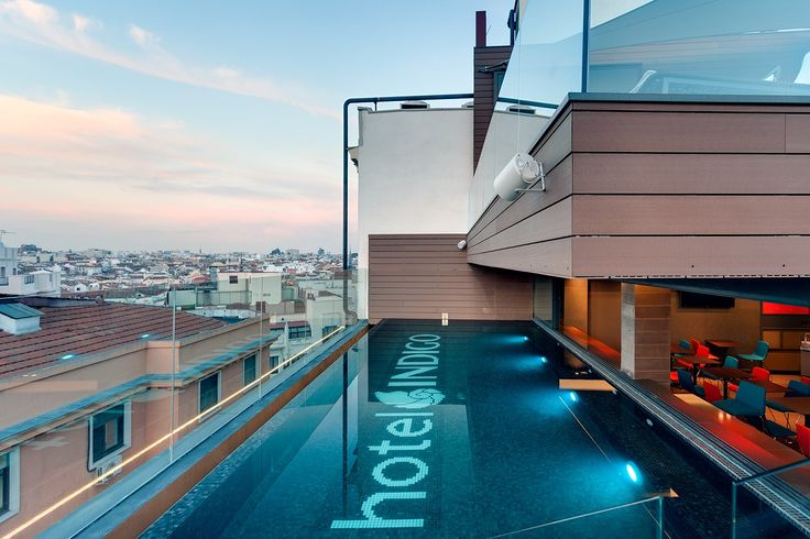 Hotel Indigo Madrid Spain Conveniently Located Luxury Accommodations Hotel Pinterest