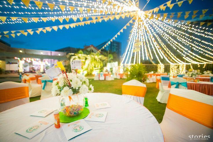 A+S, real wedding decor fun quirky theme wedding inspiration ideas fun happy bride couple mumbai offbeat weddings | Stories by Joseph Radhik