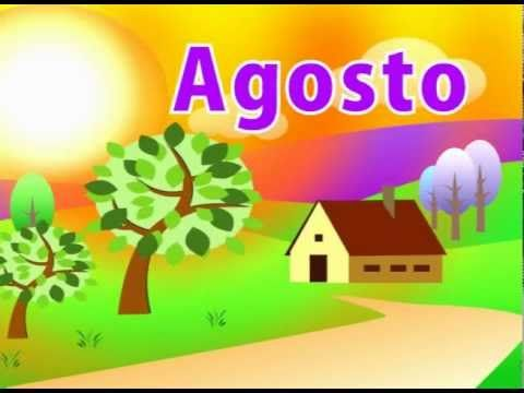 Spanish song for teaching months of the year https://www.youtube.com/watch?feature=player_embeddedv=Ga8h5d242-M
