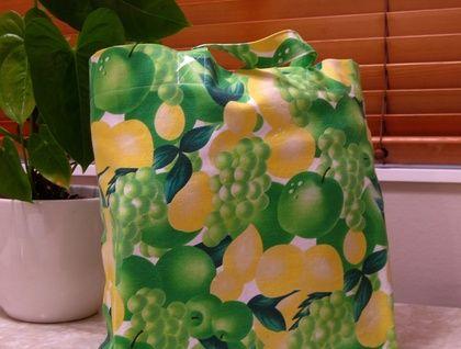 Fruity Market Tote Bag