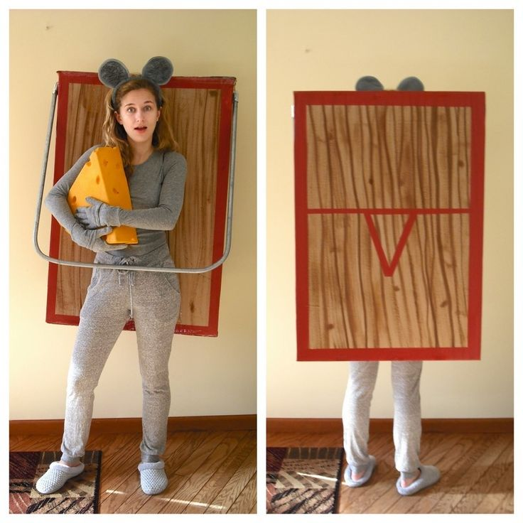 Such a fun costume idea!!