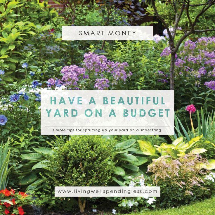 17 terbaik ide tentang inexpensive landscaping di