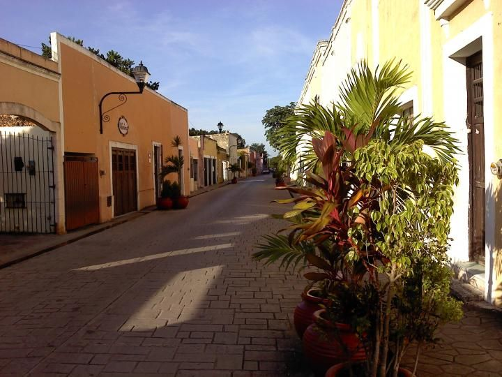 calles en valladolid yucatan