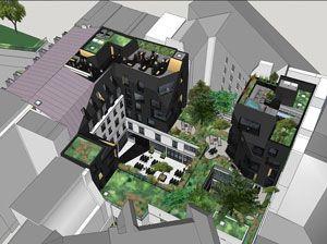 Nouvel hôtel 4 étoile Paris 10 rue du Faubourg Saint-Denis en 2019