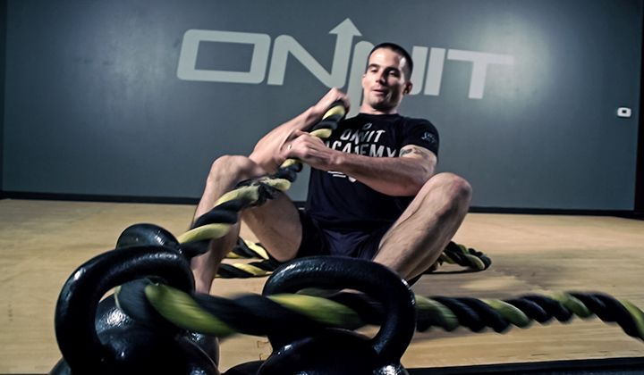 5 Battle Ropes Exercises You Have Never Tried   Training ...