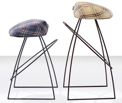 cool bar stools by fabio vinella - Cool Bar Stools