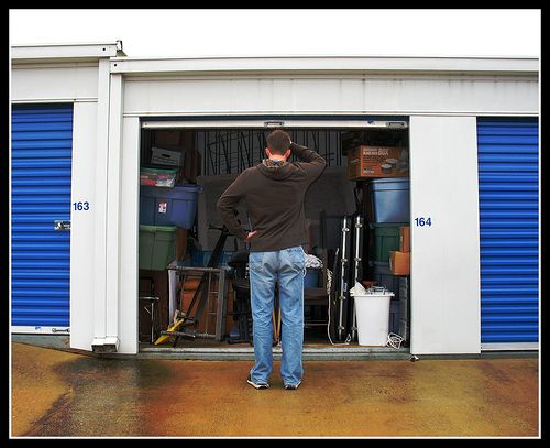 Any LONG trips in your future? Here are some tips for finding and packing a self storage unit for long term travel.