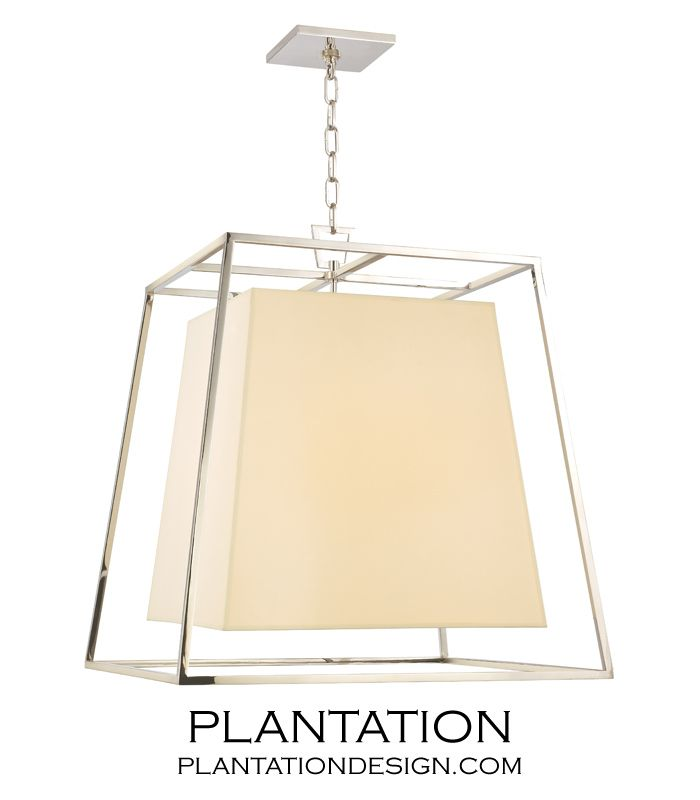 Hudson Valley Lighting Kyle: Polished Nickel $995 Come In Different