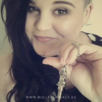 #PEACE #BULLETS4PEACE #ILOVEB4P THANK YOU Renee Nolan https://www.facebook.com/internationaltattoozmagazine  WWW.BULLETS4PEACE.EU WWW.BULLETS4PEACE.AT WWW.BULLETS4PEACE.CH