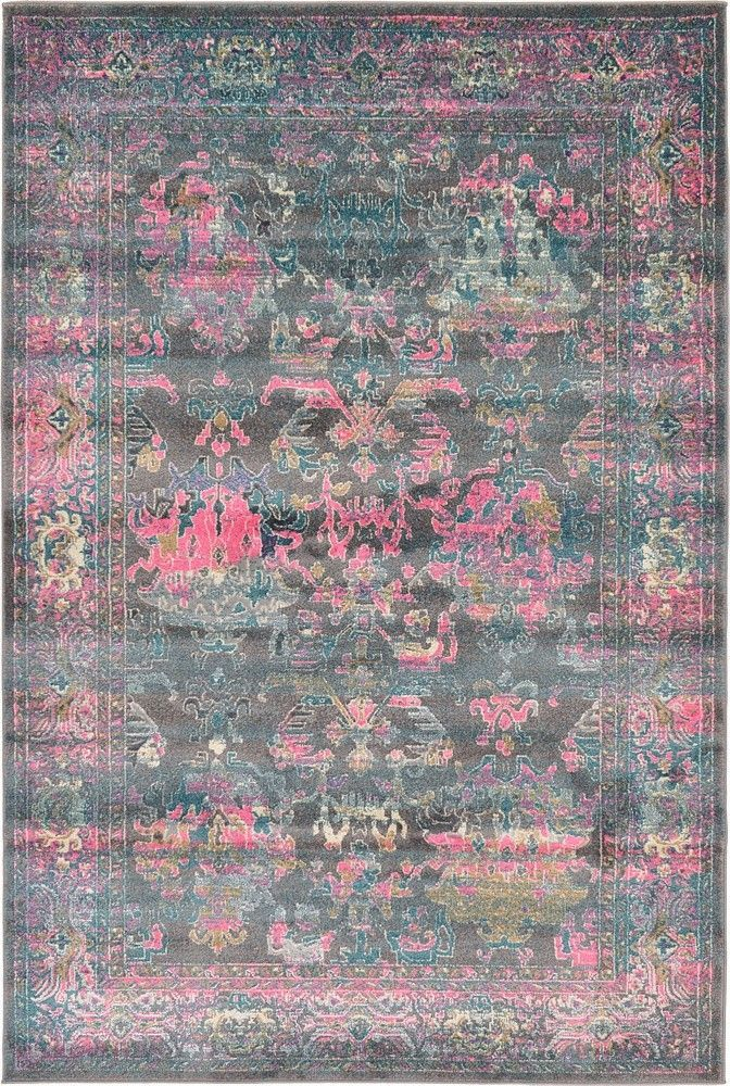 Absolutely Love This Rug Soft Underfoot And Really Makes A Statement