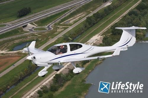 2018 Diamond DA40 NG for sale in the United States => www.AirplaneMart.com/aircraft-for-sale/Single-Engine-Piston/2018-Diamond-DA40-NG/15079/