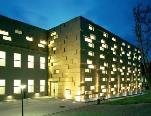 Institute Of Industrial Desigh, Halle, Berlin, Germany.