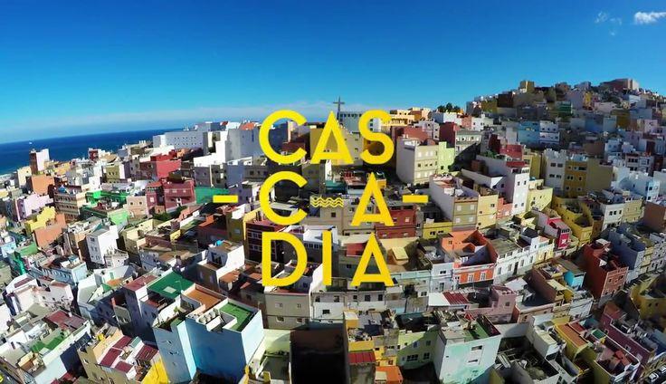 CASCADIA. Anuncio de GoPro. Únete a Danny MacAskill en un viaje de locura a través de los tejados de Gran Canaria.
