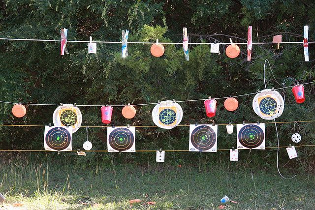 Lol for when im not at work :) should try it this summer, BB Gun Range Targets