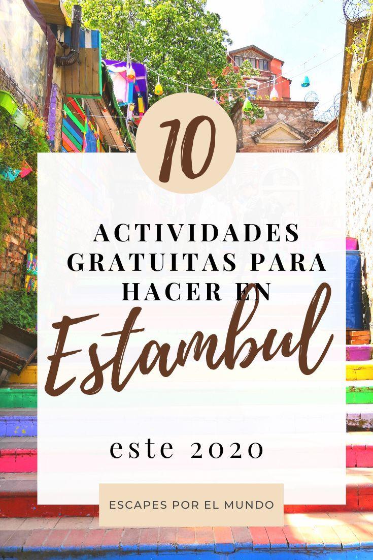 10 Cosas Gratis Que Puedes Hacer En Tu Viaje A Estambul Travel Destinations Novelty Sign Travel