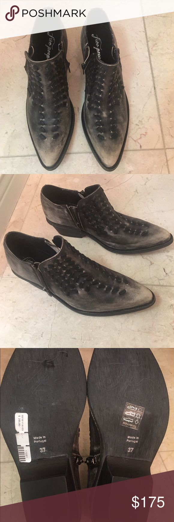 Free People Boots Brand New Free People Boots! Offers welcome 🤗 Free People Shoes Ankle Boots & Booties