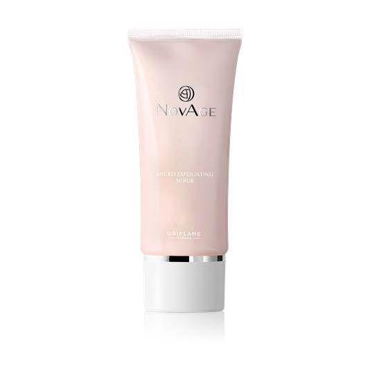 EXFOLIERING  När man exfolierar huden gör man rent på djupet. Detta borde du göra MINST EN GÅNG I VECKAN för att se till att få bort döda hudceller och smuts.  Det ger även en jämnare & finare solbränna.   När man exfolierar huden hjälper man den att förbättra texturen, jämnar ut ojämnheter i hudtonen och förhindrar att man får finnar och blemmor. beautystore.oriflame.se/HELENA