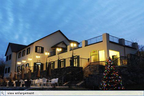 Stoutridge Vineyard is a premium estate winery located in Marlboro, New York,