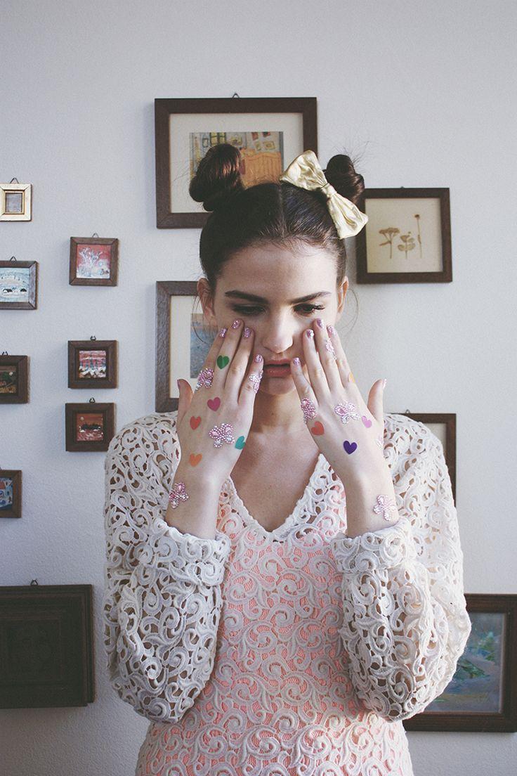 material girl magazine photo by Gloria Marigo styling by Federica Cerri