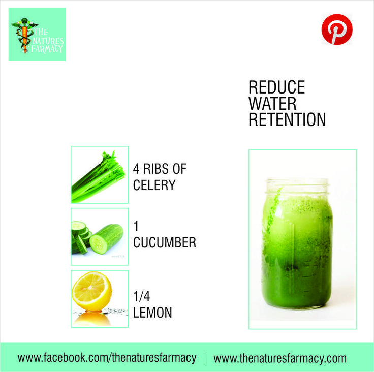 Water Retaining Food : Best juice recipes images on pinterest
