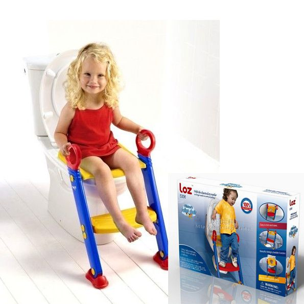 baby toilet seat training basin potty ladder folding toilet chair Bambino childrens seat trainer #Affiliate