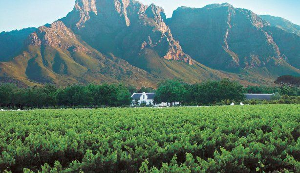Theaters in Paarl and Franschoek